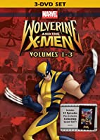 WOLVERINE & THE X-MEN VOL. 1-3 BOX SET
