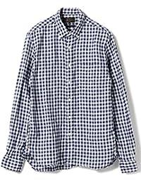 (ビームスプラス) BEAMS PLUS / リネン ギンガムチェックシャツ 11113192139