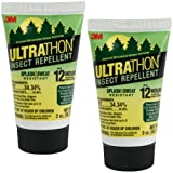 3M Ultrathon SRL-12 2 Oz Insect Repellent Lotion - 2 PACK by 3M [並行輸入品]