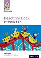 Nelson Grammar Resource Book Year 3-4/P4-5