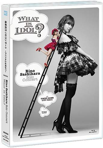 【Blu-ray】 指原莉乃 ソロコンサート~アイドルとは何か?~