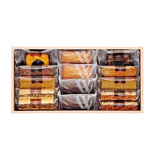 ヴィタメール ブリュッセロワ 14個入り 焼菓子セット 焦がしバター フィナンシェ サブレ ガレット