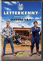 Letterkenny: Seasons 1 And 2 [DVD]