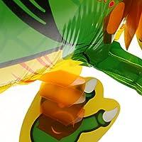 ノーブランド品 お買い得/セール 2個 クリスマス/ハワイアン/ビーチ/パーティー バルーン 風船 結婚式の装飾 - 84 x 40 cm歩行恐竜