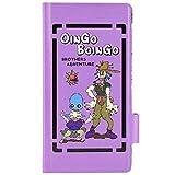 グルマンディーズ ジョジョの奇妙な冒険 汎用手帳型スマートフォンカバー(M) オインゴ・ボインゴ予言書 jjk-10a
