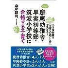 慶應幼稚舎・早実初等部・筑波小学校に合格する子育て