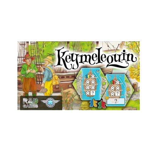 キーフラワー (Keyflower : Keymelequin) ボードゲーム