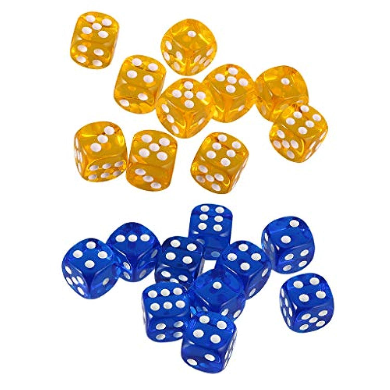 F Fityle 約20個 サイコロ 6面 ダイス 骰子