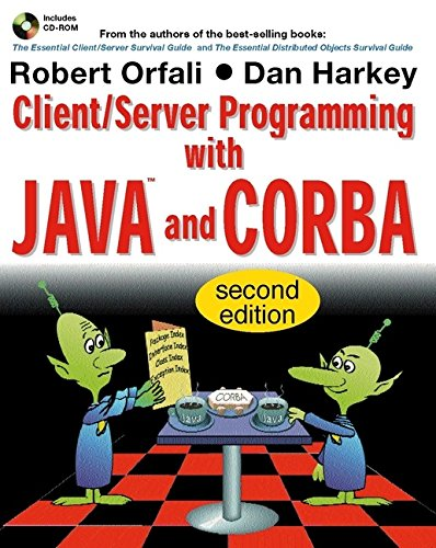 Download Client/Server Programming with Java and CORBA 047124578X