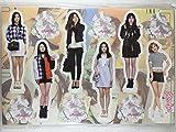 Apink (エーピンク)/ミニチュア 等身大パネル(卓上スタンドPOP/ミニパネル)セット - Standing Paper Doll(K-POP/韓国製)