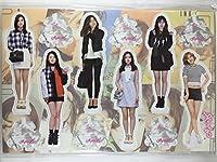 Apink エーピンク グッズ / ミニチュア 等身大 パネル (卓上 スタンド ミニパネル) セット - Standing Paper Doll [TradePlace K-POP 韓国製]