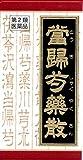 【第2類医薬品】クラシエ当帰芍薬散錠 180錠