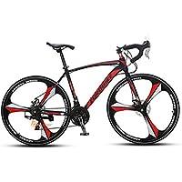 Cyrusher XC550自転車 ロードバイク 高炭素鋼 シマノTX30 21段変速TZ 50 700Cディスクブレーキ軽量 通勤 通学 街乗り