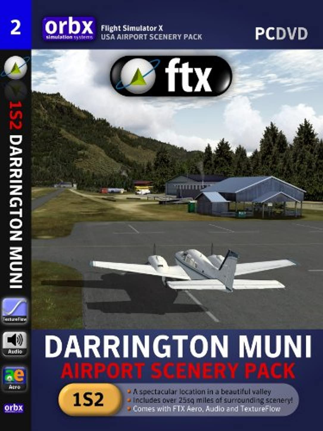 沼地ひどい意識FTX NA 1S2 Darrington Municipal(FSX)(輸入版)