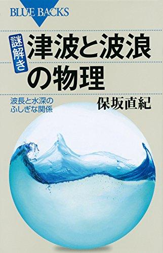 謎解き・津波と波浪の物理 波長と水深のふしぎな関係 (ブルーバックス)
