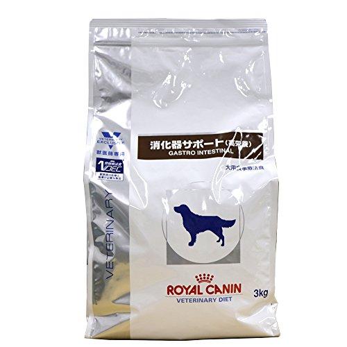 ロイヤルカナン 療法食 消化器サポート高栄養 犬用 ドライ 3kg