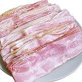 訳あり ベーコン 2kg 1kg × 2 業務用 アウトレット 切り落とし わけあり スライス 大容量 送料無料 冷蔵 人気 豚肉 豚ばら肉 美味しい