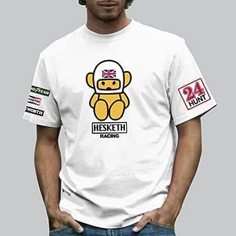 RETRO GP ヘスケス メンズTシャツ Hesketh Mens T-shirt