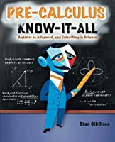 Pre-Calculus Know-It-ALL【洋書】 [並行輸入品]
