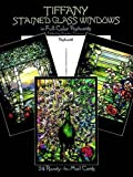 Tiffany Stained Glass Windows: 24 Cards (Dover Postcards)