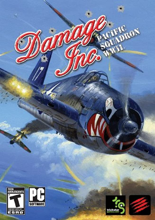 Damage Inc., Pacific Squadron WWII (輸入版)