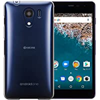 [Breeze-正規品] 【softbank DIGNO G 601KC/Ymobile android one S2 兼用】 京セラ アンドロイドワン S2ケース android one S2カバー android one S2 ハードケース スマホケース 液晶保護フィルム付 全機種対応☆透明