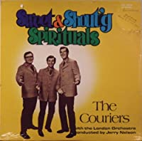 The Couriers / Sweet & Shout'g Spirituals - LP Record