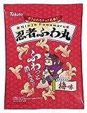 東ハト 忍者ふわ丸梅味 60g ×12袋