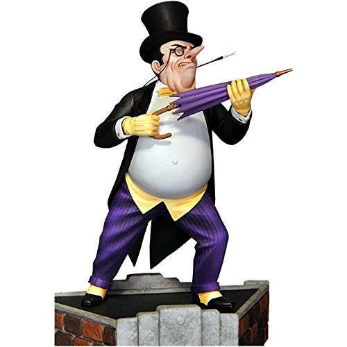 バットマンクラシックコレクション DCコミックス ペンギン(クラシック版) 高さ約29cm レジン製 塗装済み完成品フィギュア