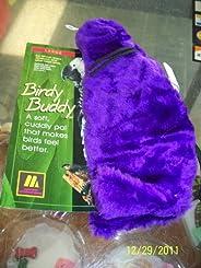 Multipet Cuddly Nook for Caged Birds, Purple, Large