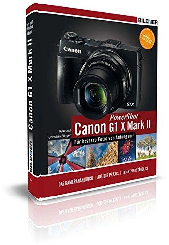 Canon PowerShot G1X Mark II - ...