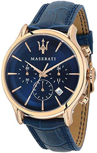 (マセラティ) Maserati epoca R8871618007 男性用 クオーツ 時計 [並行輸入品]
