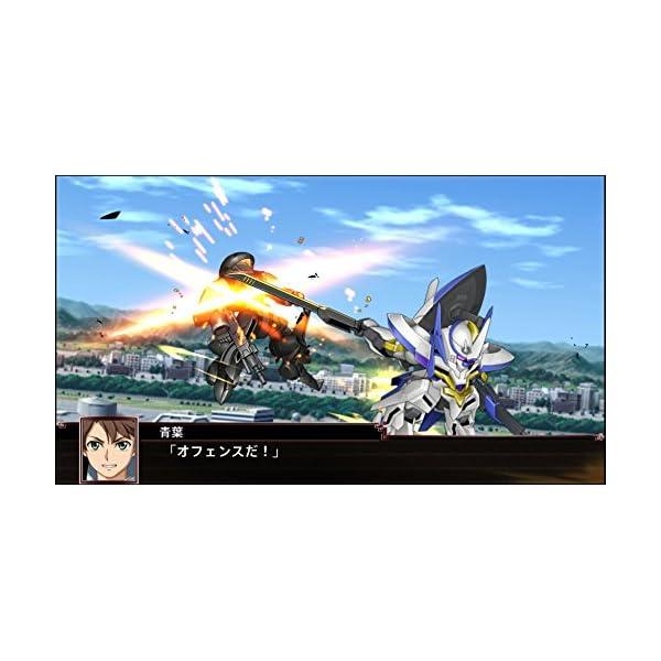 【PS4】スーパーロボット大戦Xの紹介画像8