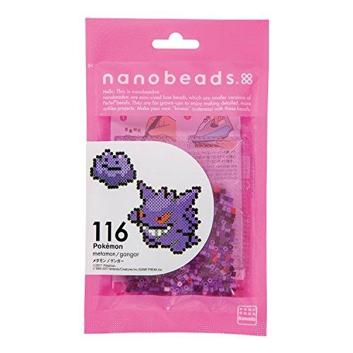 ナノビーズ 116 メタモン/ゲンガー 80-63039