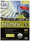 Tell me More Deutsch Anfänger 01. Premium Version 8.0 DVD-ROM für Windows Vista, XP, 2000, 98