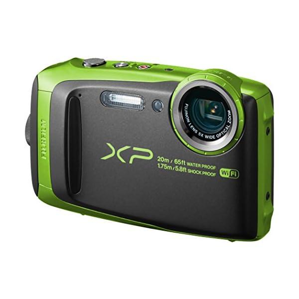 FUJIFILM デジタルカメラ XP120 ラ...の商品画像