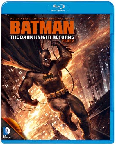 バットマン:ダークナイト リターンズ Part 2 [Blu-ray]の詳細を見る