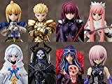 Fate/Grand Order Duel Collection Figure Wave 1 Box of 9 Figures [並行輸入品]