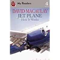 Jet Plane: How It Works (My Readers, Level 4)