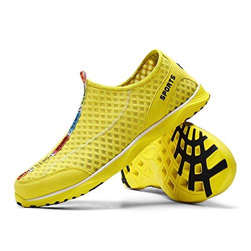 [해외]Gotaget 마린 슈즈 비치 샌들 워터 슈즈 신발 남성 수륙 양용 통기성 경량 남녀 겸용/Gotaget marine shoes beach sandals water shoes running shoes men`s amphibious breathable lightweight unisex