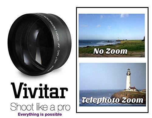 新しい2.2X望遠Pro HDレンズfor Nikon j1V1j3j2V2s1( 40.5mm互換)