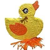 Yellow Duck Pinata by apinata4u