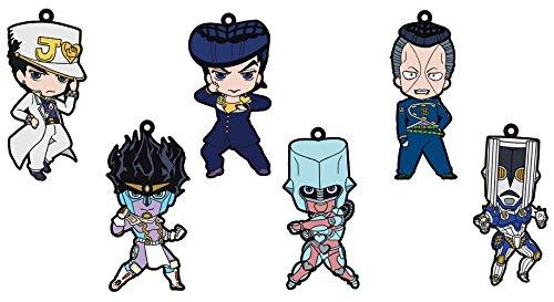 TVアニメ ジョジョの奇妙な冒険 ダイヤモンドは砕けない ラバーストラップコレクション Vol.1 BOXの詳細を見る