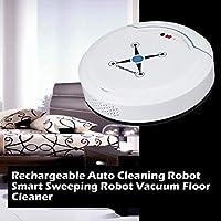 NancyMissY 充電式自動清掃ロボット、自動インテリジェント掃除ロボット