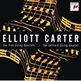 Carter: the Five String Quarte
