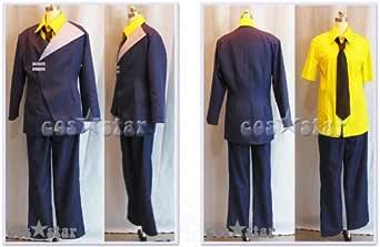 コススター カウボーイビバップ スパイク・スピーゲル風 コスプレ衣装 男性XL【男女XS~XXXLサイズ 完全オーダメイドも対応可能】