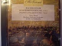 RACHMANINOV - Concerto pour piano N°s 1 et 2