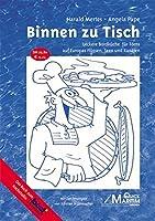Binnen zu Tisch: Leckere Bordkueche fuer Toerns auf Europas Fluessen, Seen und Kanaelen