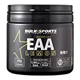 バルクスポーツ アミノ酸 EAAパウダー 200g レモン …