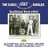 THE EARLY JIN SINGLES - SOUTHLAND ROCK 'N' ROLL